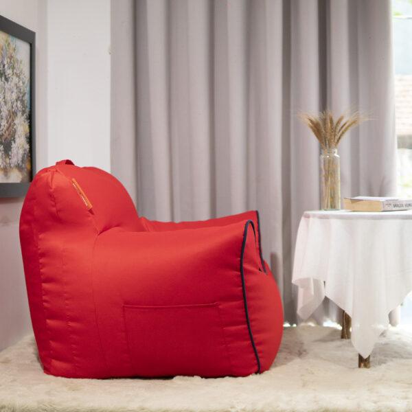 Ghe Luoi Home Dream Sofa Chair Canvas Red 1.jpg