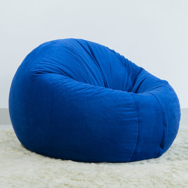 Ghe Luoi Dream Beanbag Jumpo Medium Velvet Blue 3.jpg