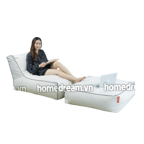 Ghe Luoi Dream Beanbag Lounge Sunbrella Luxury (1117a)