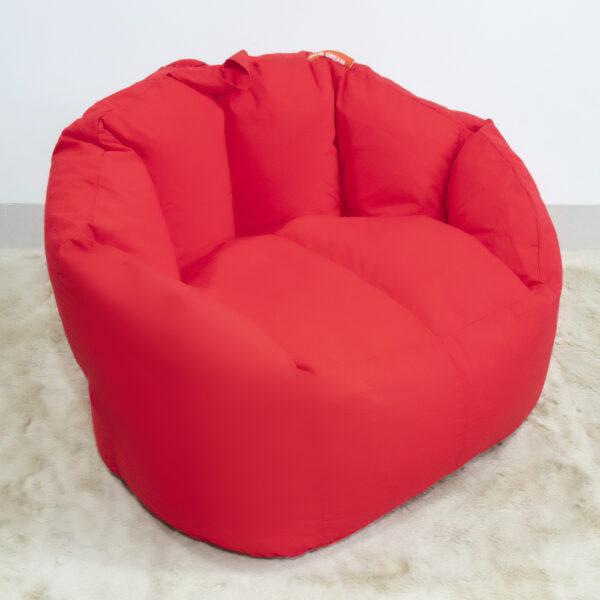 Ghe Luoi Dream Beanbag Seashell Red 1.jpg