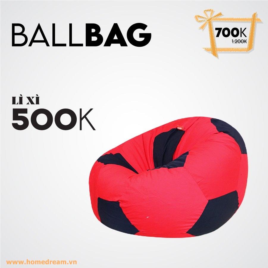 Ballbag Đỏ Lì Xì 500K