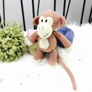 Ghe Luoi Home Dream Thu Bong Handmade Buzz Monkey