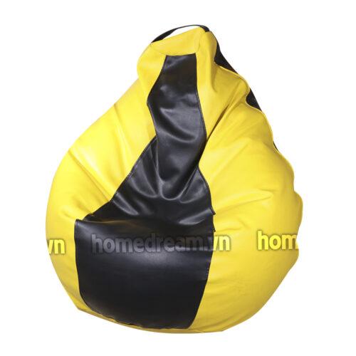 Ghe Luoi Home Dream Drop Simili Yellow (4)