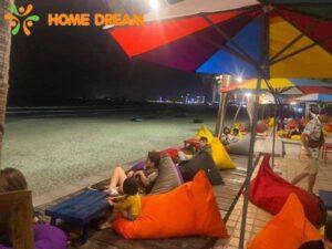 Ghe Luoi Home Dream Coffee Beanbag Beach Bai Bien (10)