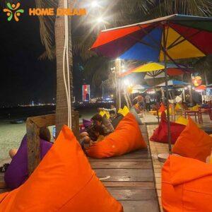 Ghe Luoi Home Dream Coffee Beanbag Beach Bai Bien (14)