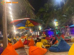 Ghe Luoi Home Dream Coffee Beanbag Beach Bai Bien (7)