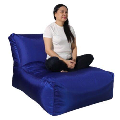 ghế lười sofa đôi lounge canvas