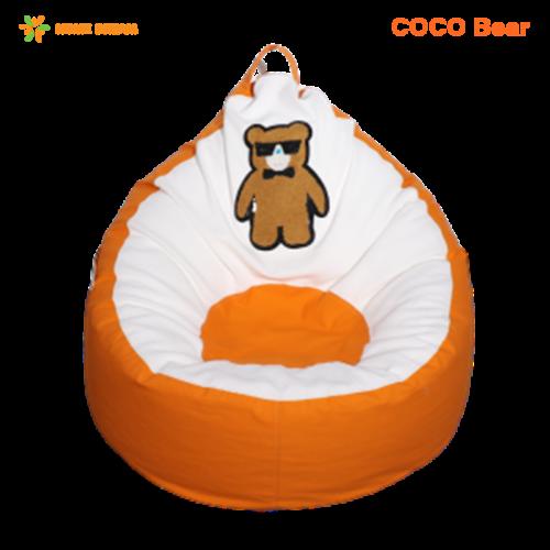 Ghe Luoi COCO Pear Orange
