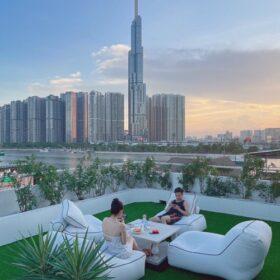 Ghế Lười Resort Home Dream